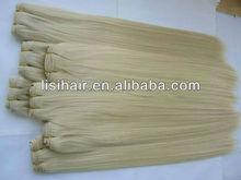 Silky Relaxed Straight Hair Weave 100 Human Raw Hair