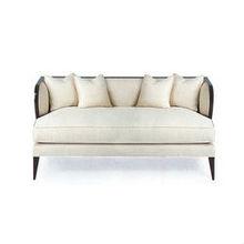 Lowest price hotel furniture fabirc sofa modern stylish(EMT-S23)