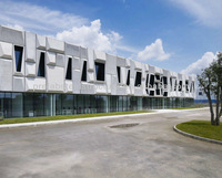 Prefab Steel Structure Office Building