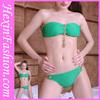 Factory Wholesale 2013 Women Fashion Sexy Green Micro Bikini