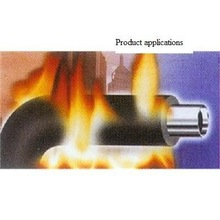 Fireproof Plastic Foam Heat and cold Insulation Pipe production line