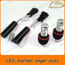 [H01010] 10W CREE 2-SMD LED Marker Angel Eyes for BMW E81 E82 E87 E88 E90 E91 E92 E93 E63 E64 X5