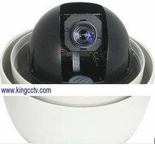 ptz security high speed dome came 1/3' sony ccd 700tvl ir waterproof cctv camera HK-GV8277 27x zoom cctv outdoor ptz dome camera