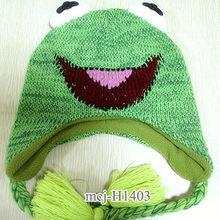 Frog -- Animal Earflap