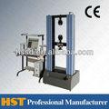Eletrônico de tração universal para teste de alumínio/computador de controle de testes de tração máquina/elástica máquina universal de testes preço