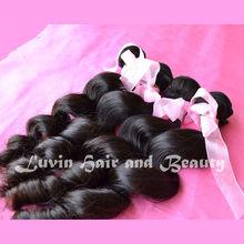 Tony Fashion Top Quality Queen Virgin Peruvian Hair 3pcs Lot Mixed Length Wholesale Price