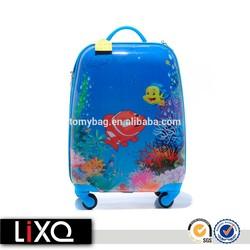 Cartoon Kids Luggage
