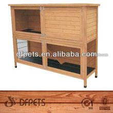Wooden Rabbit Hutch Trays DFR-033