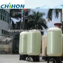 pre treatment Fiber plastic pressure water filter tanks/FRP water filtration tank/drinking water filter tanks