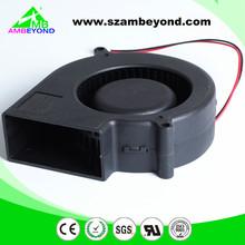 High Air Flow Waterproof 97x97x33mm 12V 24V DC centrifugal blower fan Small Blower Fan