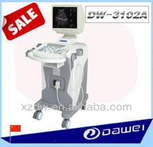 full digital trolley pregnancy ultrasound scanner