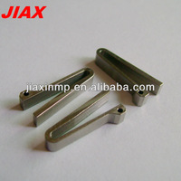 Good quality small order airplane model cnc parts