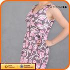 Hot Sale Ladies Printed Casual Midi Dress
