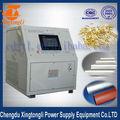 18v 500 amp doble pulso de suministro de energía equipar con plc y pantalla táctil