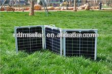 Hot sales RDM 45W foldable transparent solar panel