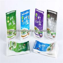 plastic condiment zip pouch