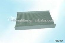 Cabin air filter 7082301 for FIAT Strada,FIAT Siena
