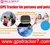 OEM gps tracker chip para personas y mascotas
