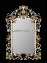 Rococo style decorative wall mirror,guangzhou furniture