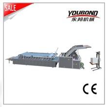 Semi-automatic paper laminator/ flute laminating machine