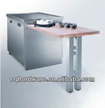Excellent Practical 60x60 Special Aluminum Side Table Frame