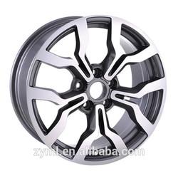 ZY840 replica alloy wheel rim for Audi 18inch