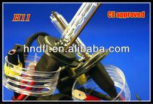 Hottest sale ! 2013 Defeilang VIP digital HID headlight H11 real factory wholesale price 35W 55W 75W 100W 12v 24v 3000K~30000K