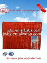 pp raschel mesh bag for seed packing,feed,sugar,salt,flour etc