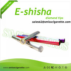 2013 most popular disposable e cigarette eshisha pen with jewel