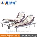 de metal de doble cama ajustable eléctrica marco