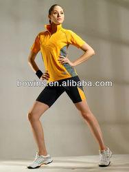 ladies fashion track/training/running shorts,sport wear