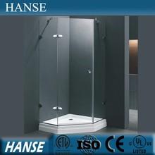 HS-SR837 tempered glass shower room,simple shower room,shower cabins sale