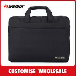 Thin 13/14/15 Inch Waterproof Shockproof Laptop Bag For Ultrabook