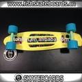 Penny 22x6 original del monopatín. Penny cruiser skate board