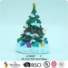 Polyresin new christmas tree decoration 2014 wholesale