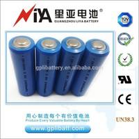 3.6v er14505 lithium battery 2400mah