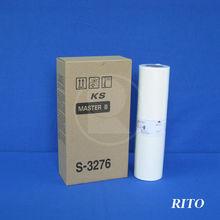 Compatible master roll KS b4 for Riso