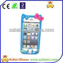 customized design OEM rubber phone case with cute design