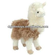 Alpaca plush toy stuffed animal