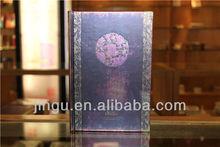 2015 metallic hardcover notebook, journal