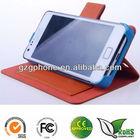 Flip cover for Samsung galaxy S2,samsung i9100 case