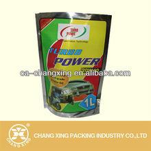 plastic bag for oil/engine oil bag manufacturer