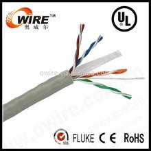 Shenzhen Manufacturer FLUKE Copper network cable Cat 6