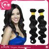 Qingdao supply Cheap Unprocessed 5A Natural Body Wave Virgin Indian Hair Virgin Human Indian Hair Wholesale