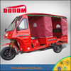 Made In China 150CC Bajaj Taxi Passenger Tricycle for Sale