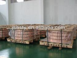 200mm-1000mm width copper coil