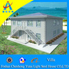 Supply Prefabricated house Light steel villa housing