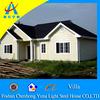 attractive prefabricated house villa