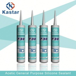 Silicone rubber sealants