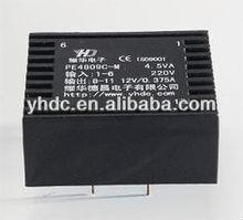 3.5VA 220V 6V encapsulated transformador